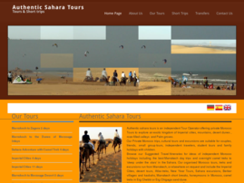 Authentic Sahara Tours
