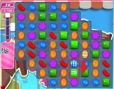 Como pasar el nivel 130 de Candy Crush
