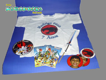 Thundercats  on Kit Thundercats Anivers  Rio