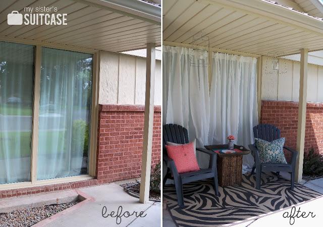 porch update