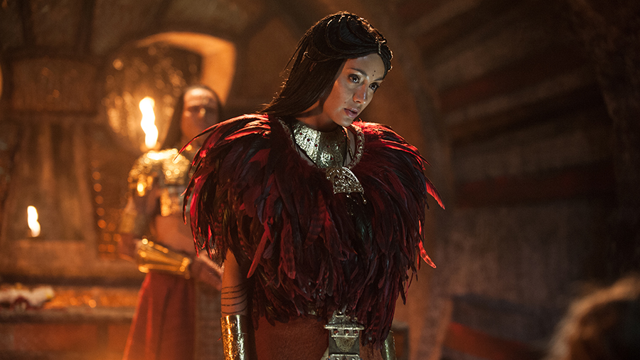 Da Vinci's Demons - Episode 2.07 - The Vault of Heaven - Promotional Photos