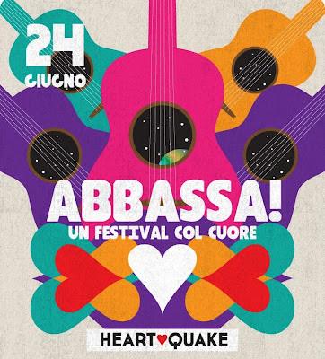 Abbassa! Un festival con il cuore