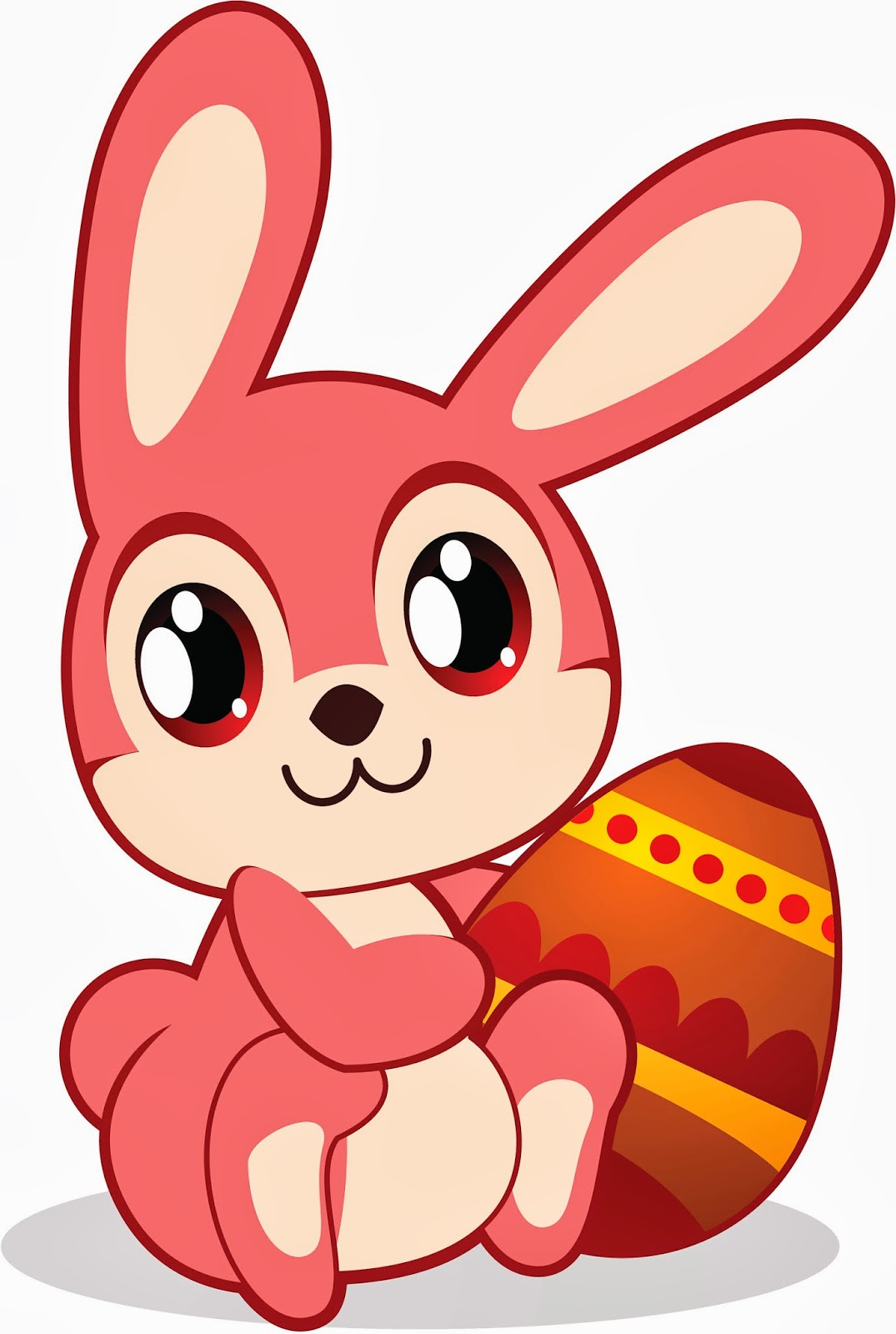 Imagenes Para Regalar: Dibujos de conejos de Pascua