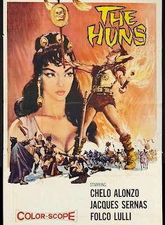 La regina dei tartari 1960 Queen of Tartars