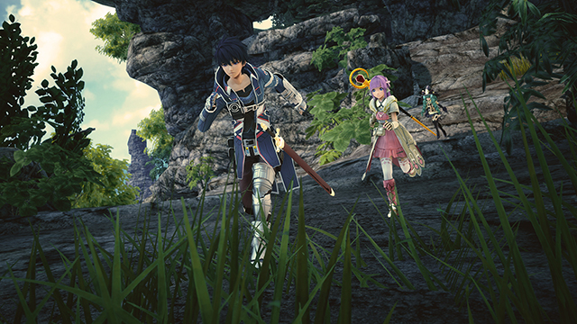 ภาพตัวอย่าง Star Ocean 5 Integrity and Faithlessness