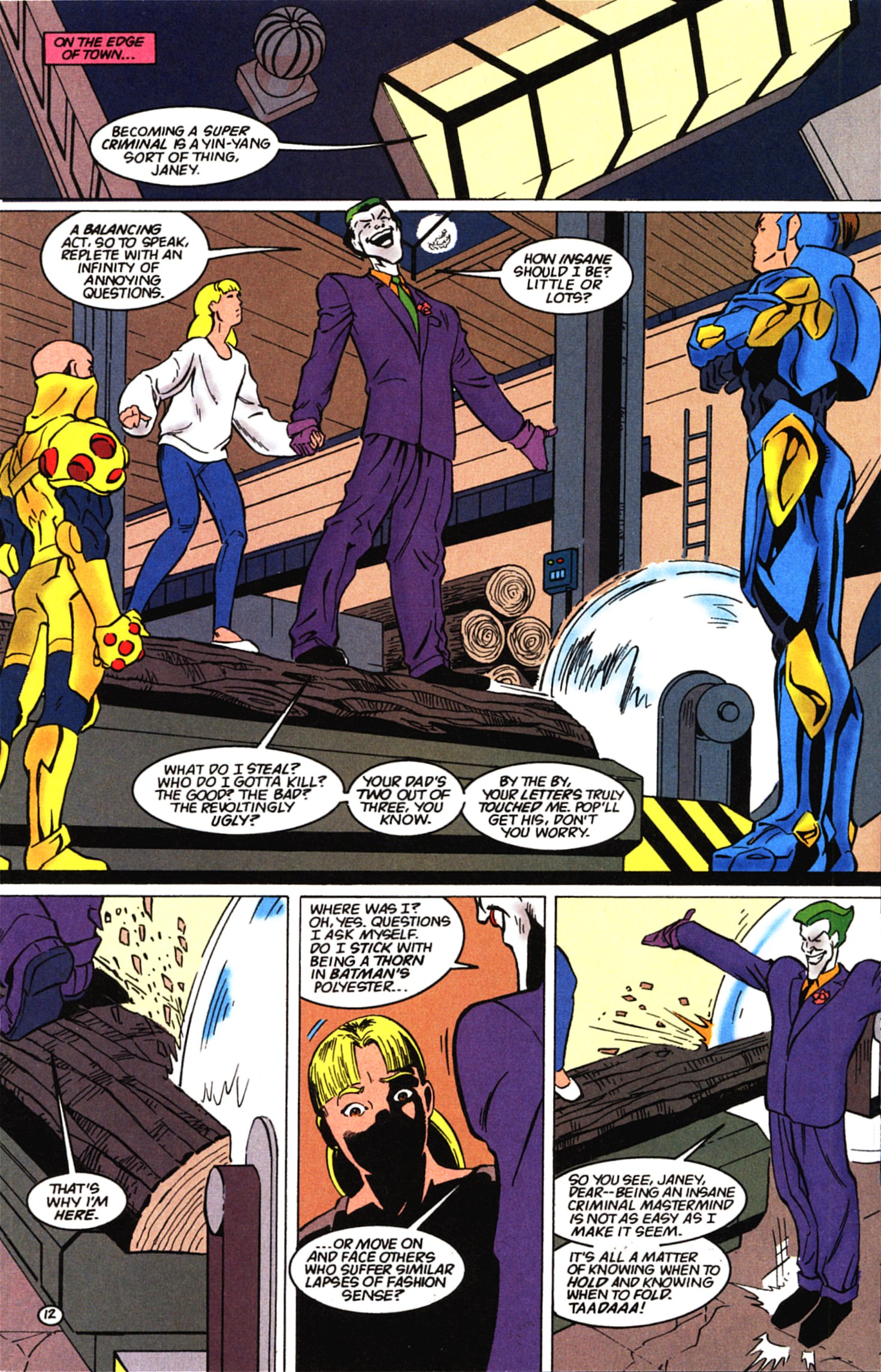 Deathstroke (1991) Issue #58 #63 - English 13