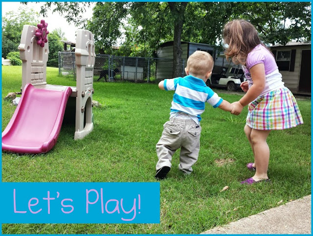Let's Play! | @TingsMom