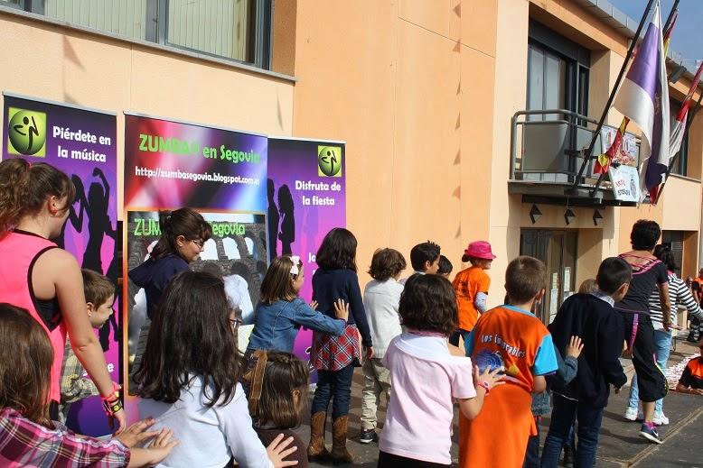ZUMBA® en Segovia_clases ZUMBA® KIDS