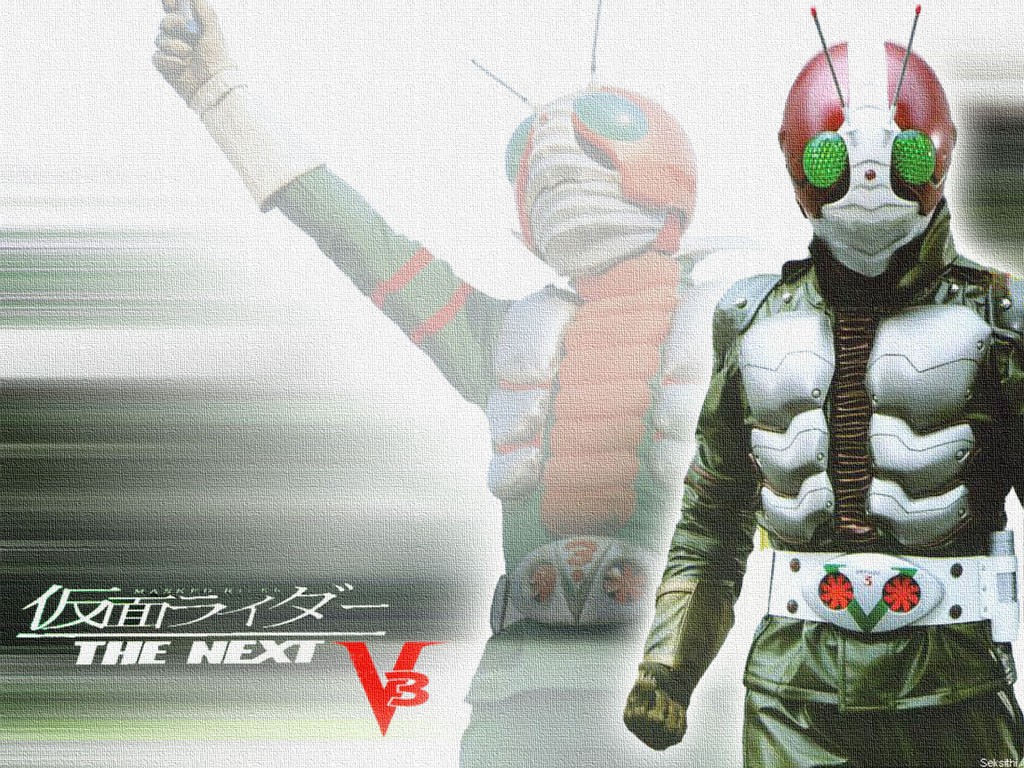 Wallpaper Kamen Rider High Resolution