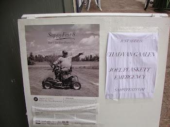 [ click pic ] Sappyfest in Sackville...