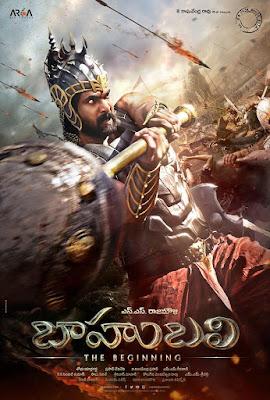 Baahubali: The Beginning 2015 Non RETAIL DVDRip 675MB