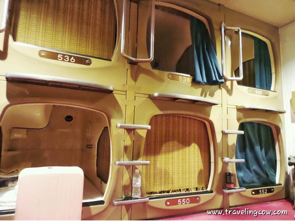 Pertama Kali Tau Yang Namanya Hotel Kapsul Tuh Dari Adiknya Pak Suami Pernah Ke Jepang Dan Menginap Di Salah Satu Disana Murah Bersih