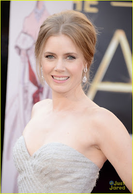 amy adams darren le gallo oscars 2013 red carpet 04 Mega Photo Collection From The Oscars 2013