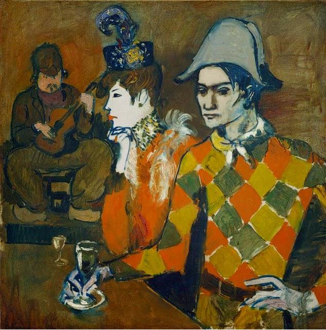 Pablo Picasso Au Lapin Agle