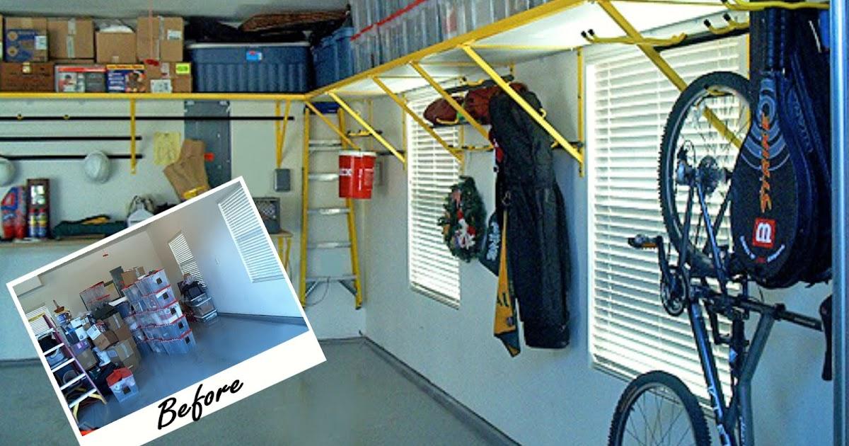 Chattanooga Garage Storage Organization Tips Tech