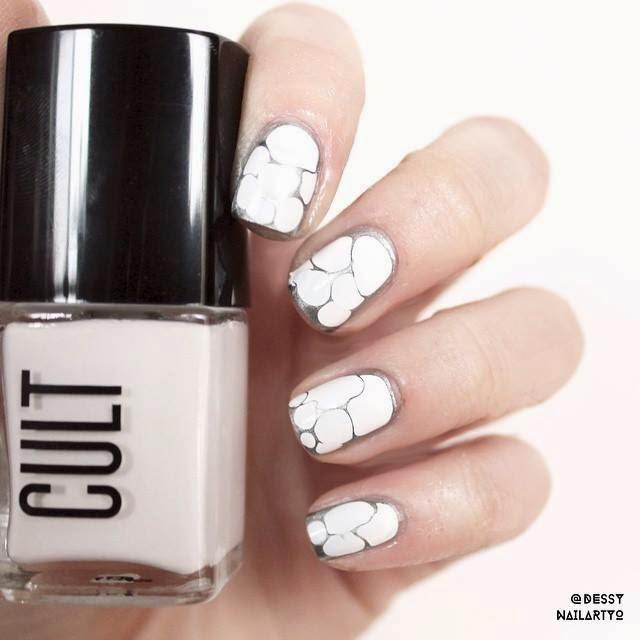 White Nails Designs