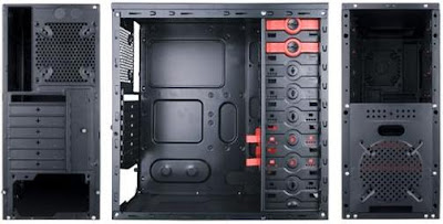 casing computer VenomRX Levantine