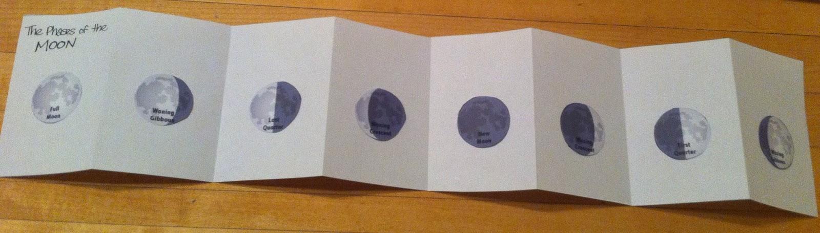 solar system foldable notebook - photo #30
