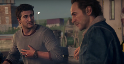 Nathan Drake and Sam at PSX 2015 Trailer - Machado Ramon