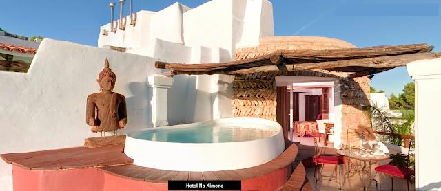 Terraza Suite Hotel Na Xamena Ibiza