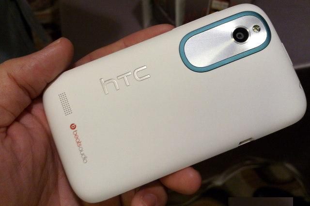 HTC Desire X camera hands on launch release colors