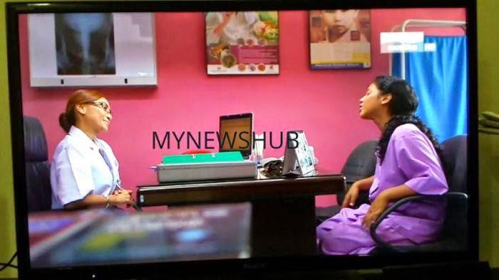 Lagi Babak Drama Fail Doktor Baca X Ray Terbalik LOL