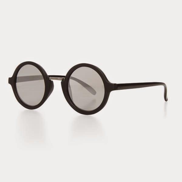 las gafas redondas de primark son ideales para cubrirte del sol