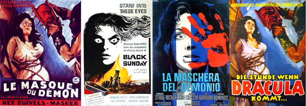 Black Sunday aka La Maschera del demonio 1960 Classic Horror Fil