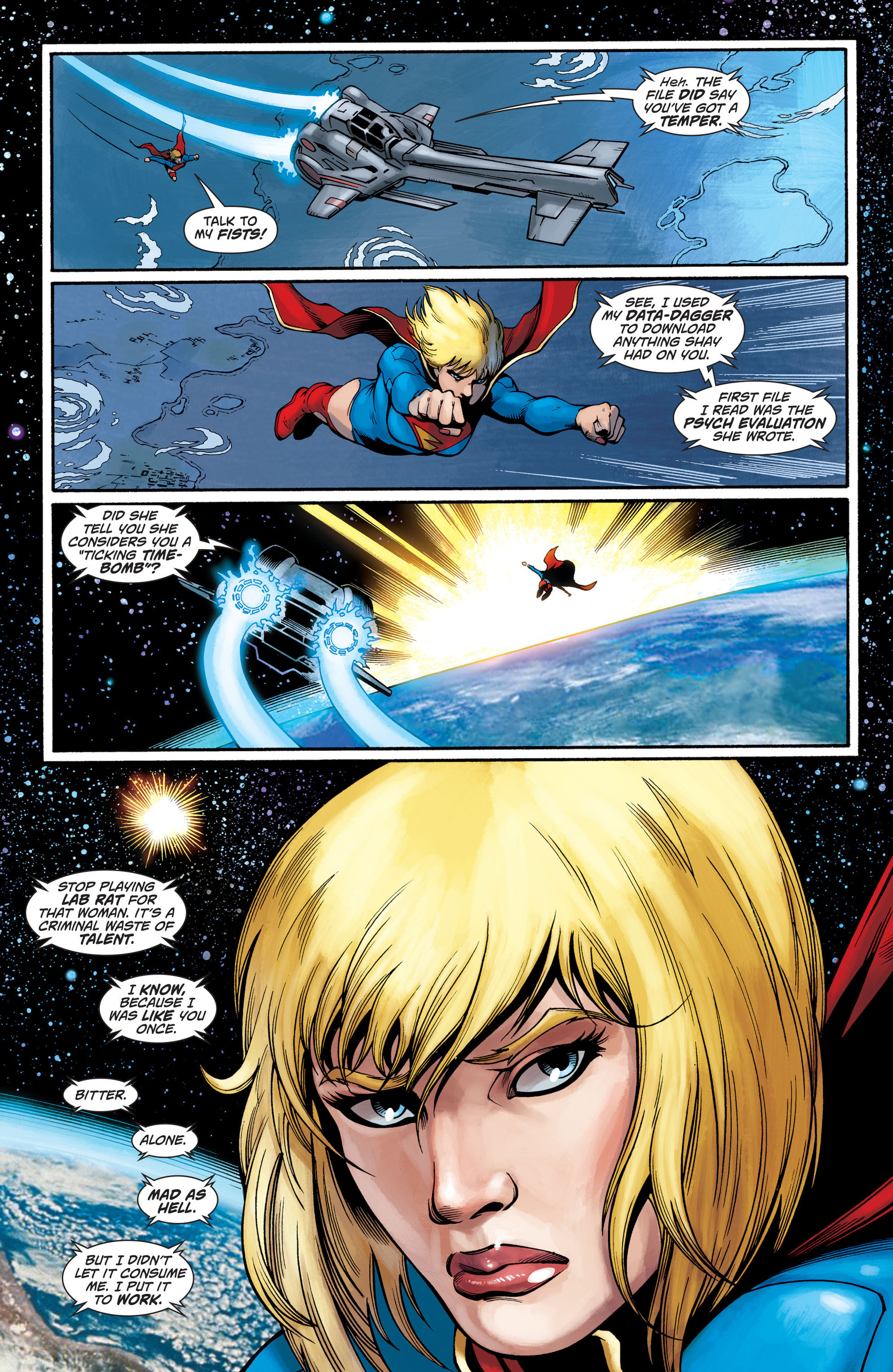 Supergirl (2011) Issue #28 #30 - English 11