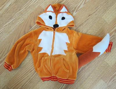fox hoodie, fox hat