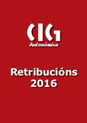 Retribucións 2016
