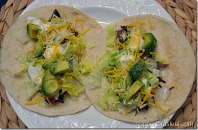 Supper For a Steal: Crock Pot Barbacoa Tacos