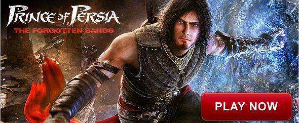 Play Online Prince of Persia: The Forgotten Sands