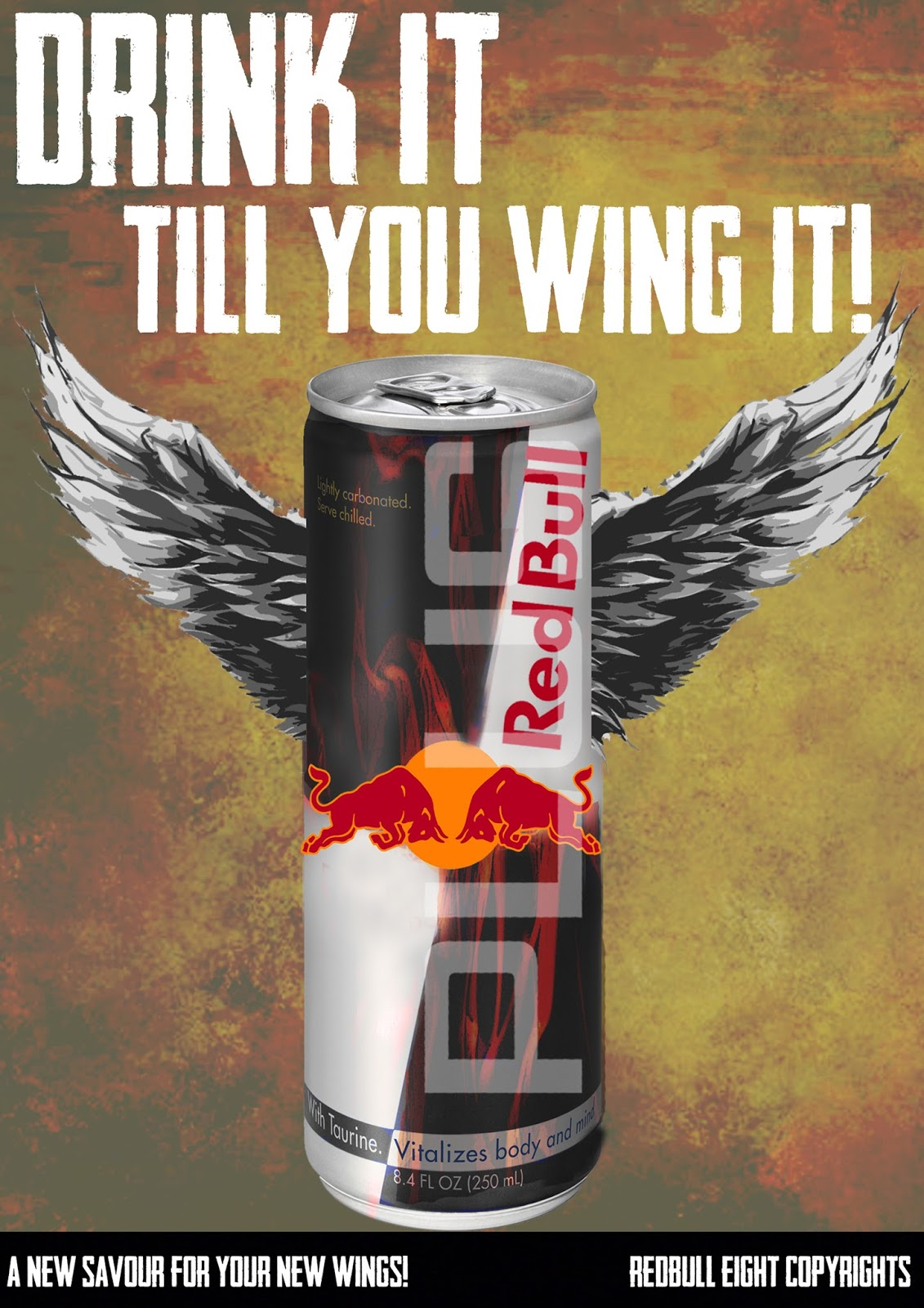 red bull advertising Red bull is settling a lawsuit over the fact that it apparently does not, in fact, turn  you into a winged avian-human hybrid and/or a member of the.