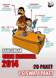 UN 2013/2014, Ujian Nasional, UN SMP, UN SD, UN SMA , UN SMK, UN 2013