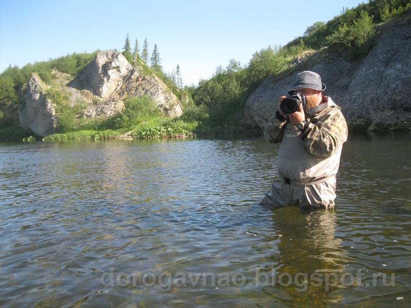 ловля хариуса на реке печора