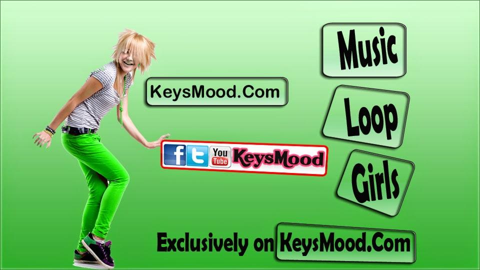 Music loop girls - By KeysMood.Com HD