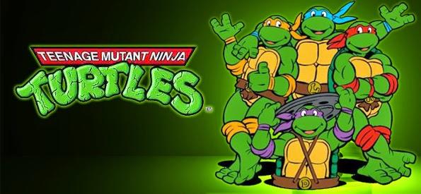 Serie de los 90 de las tortugas ninja