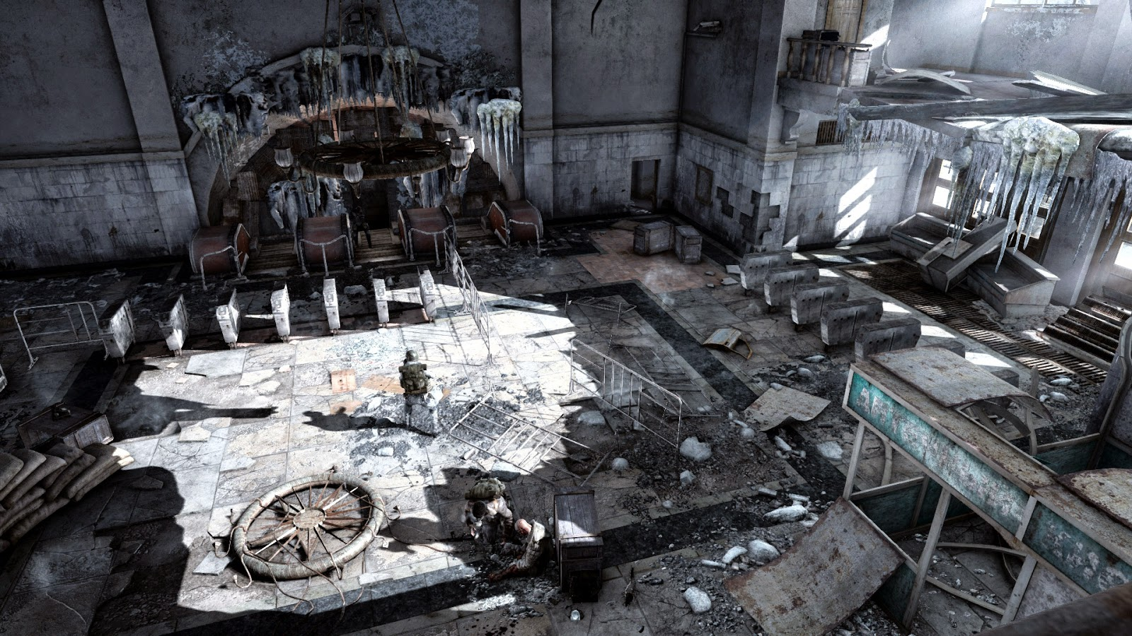 [GameGokil ] Download Game Metro 2033 Last Light Redux