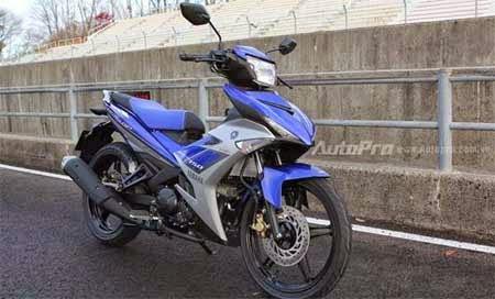 desain terbaru Yamaha Jupiter MX 150