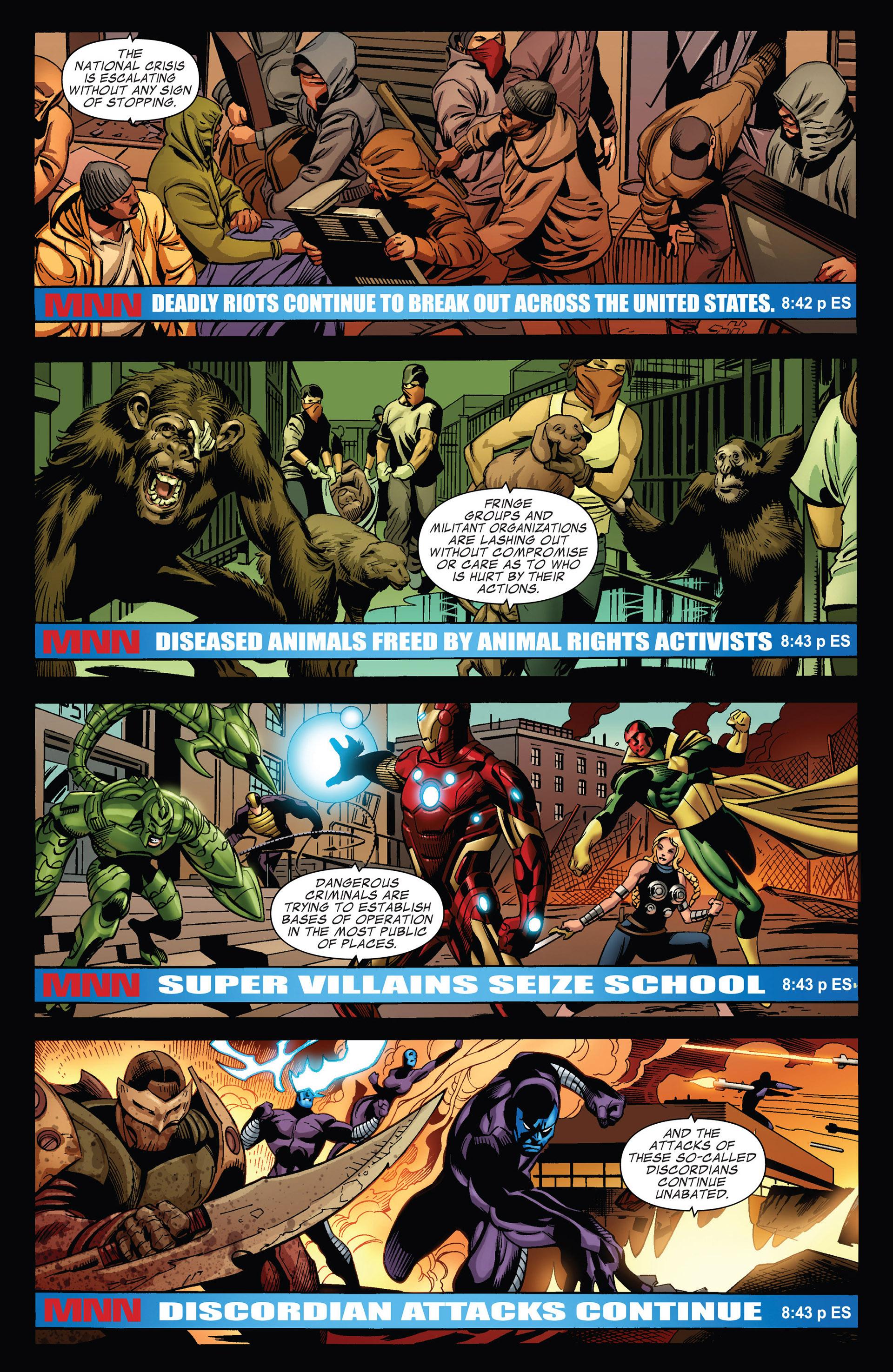Captain America (2011) Issue #17 #17 - English 11