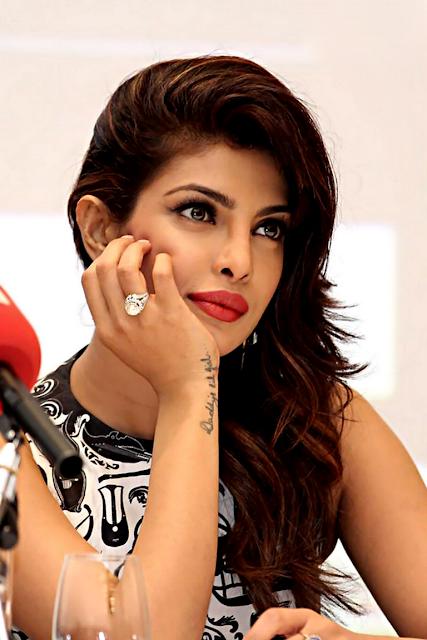 Superwoman Priyanka