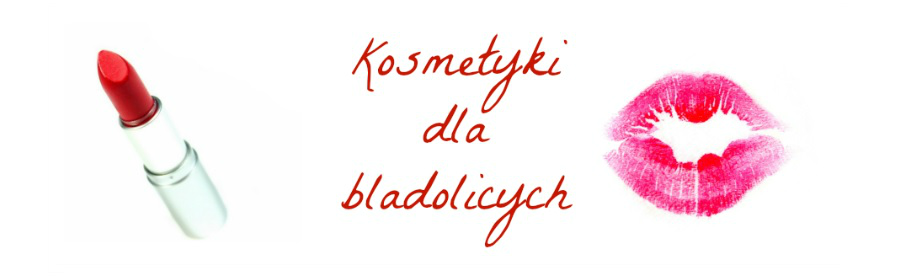 <center>Kosmetyki dla bladolicych i recenzje książek</center>