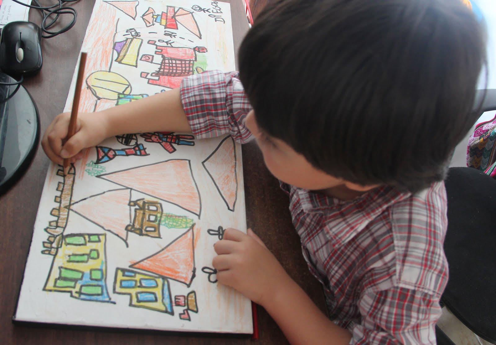 Clases de Dibujo para niños