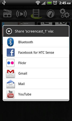 screencast video recorder full version apk free download
