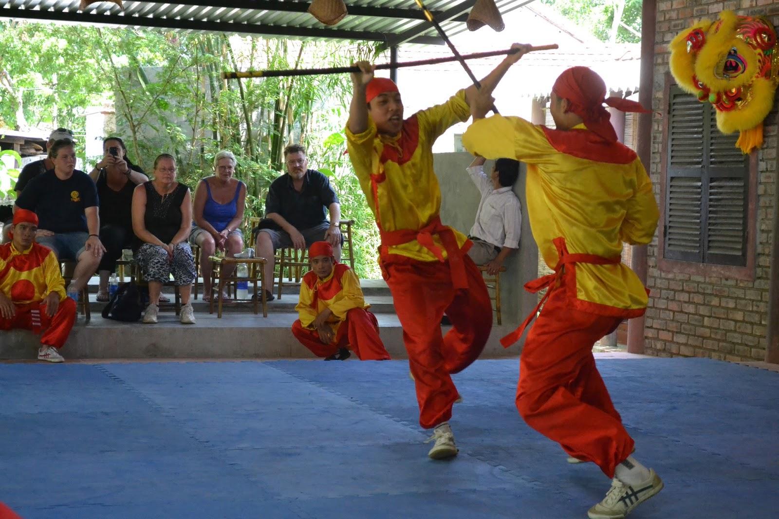 Some martial art