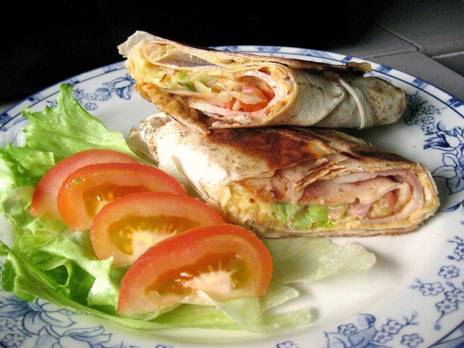 Resep Kebab Ayam Teriyaki
