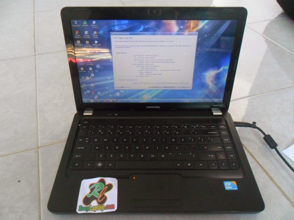 Compaq CQ42 Core i5