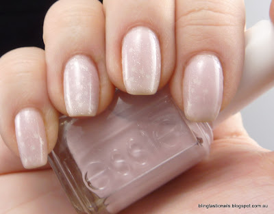 Essie Pink Jelly Sandwich