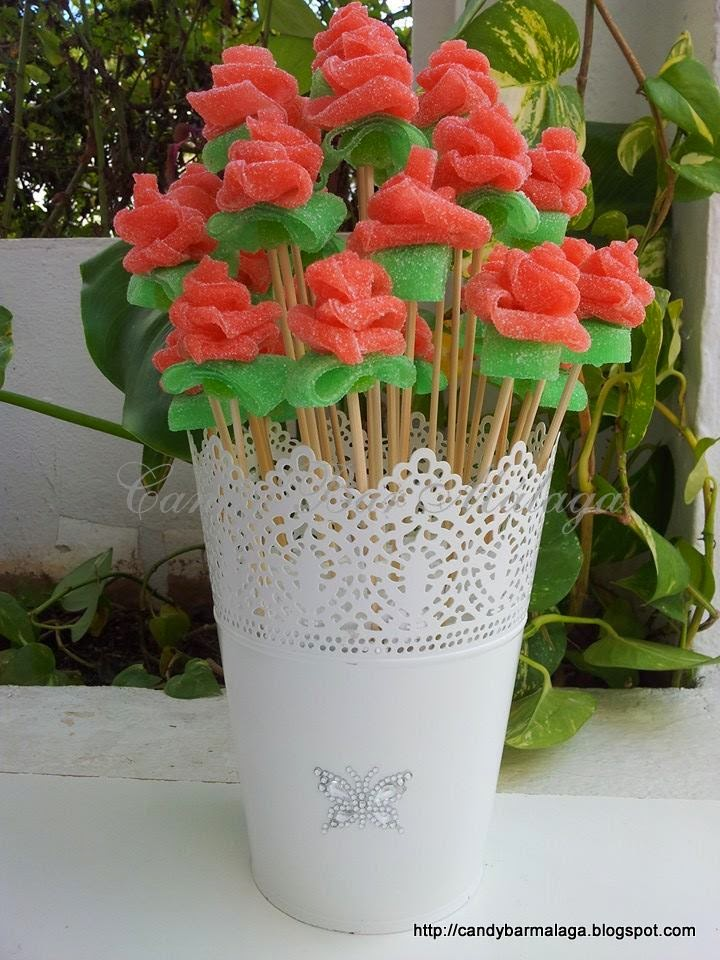 Macetas con flores de chuches casa dise o - Macetas de chuches ...